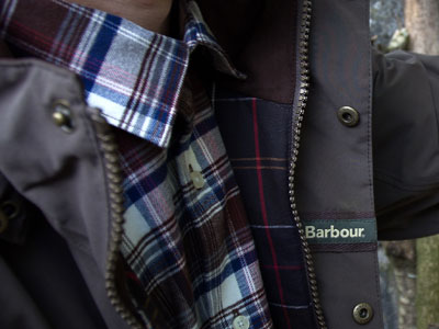 photography for barbour