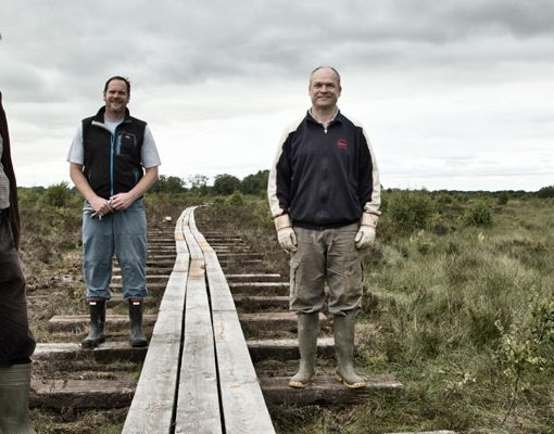 cumbria wildlife trust volunteers